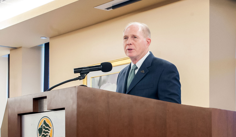 Former West Point Superintendent Named Saint Leo President