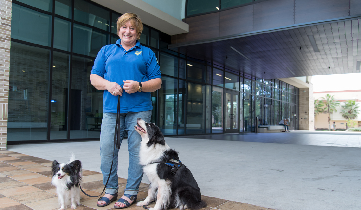 Comforting Canines: Using Therapy Dogs to Heal