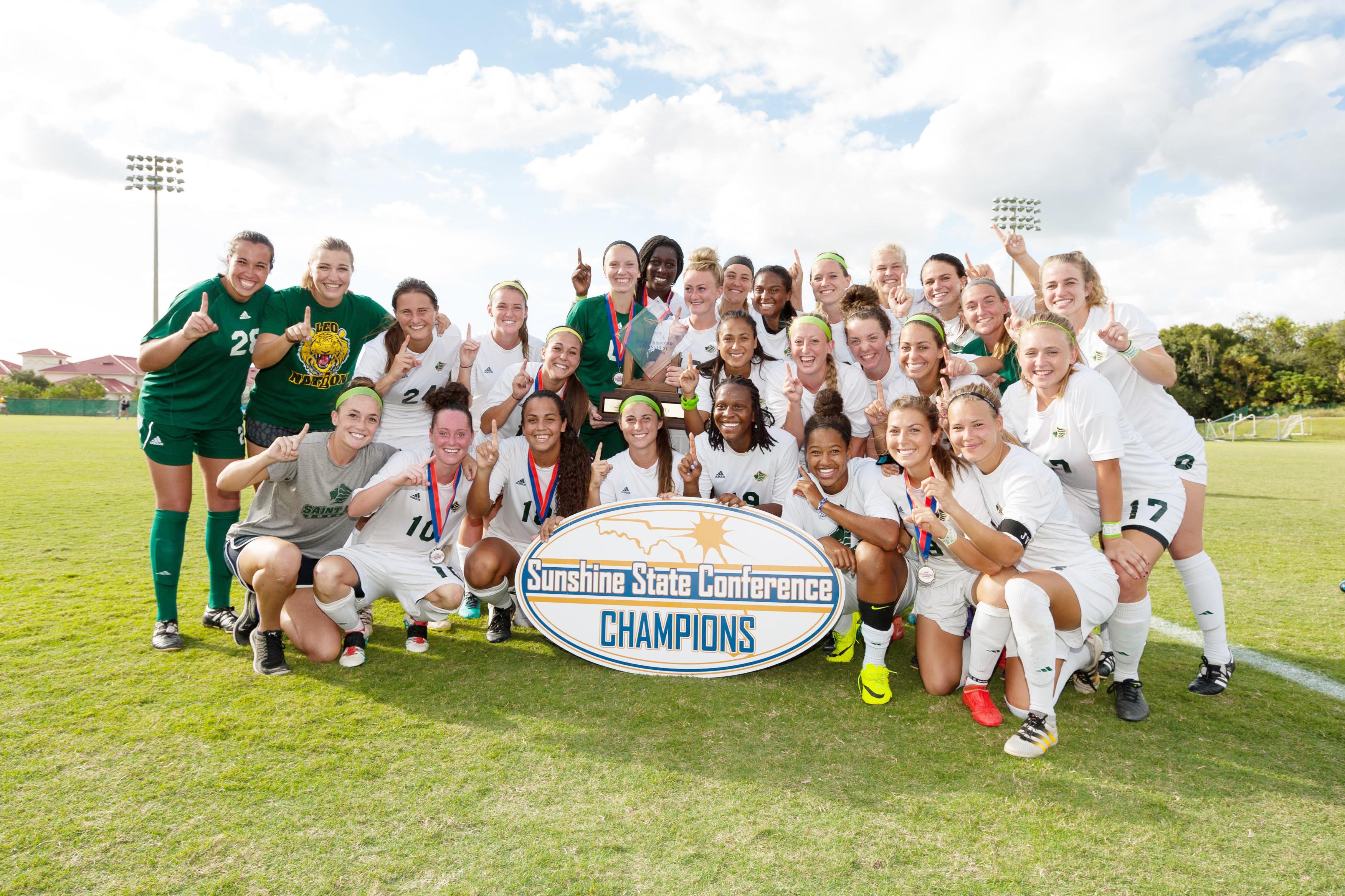 Saint Leo W Soccer vs Nova Southeastern