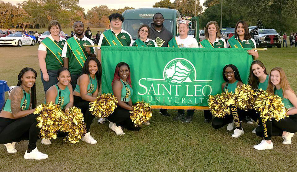 Saint Leo in Photos
