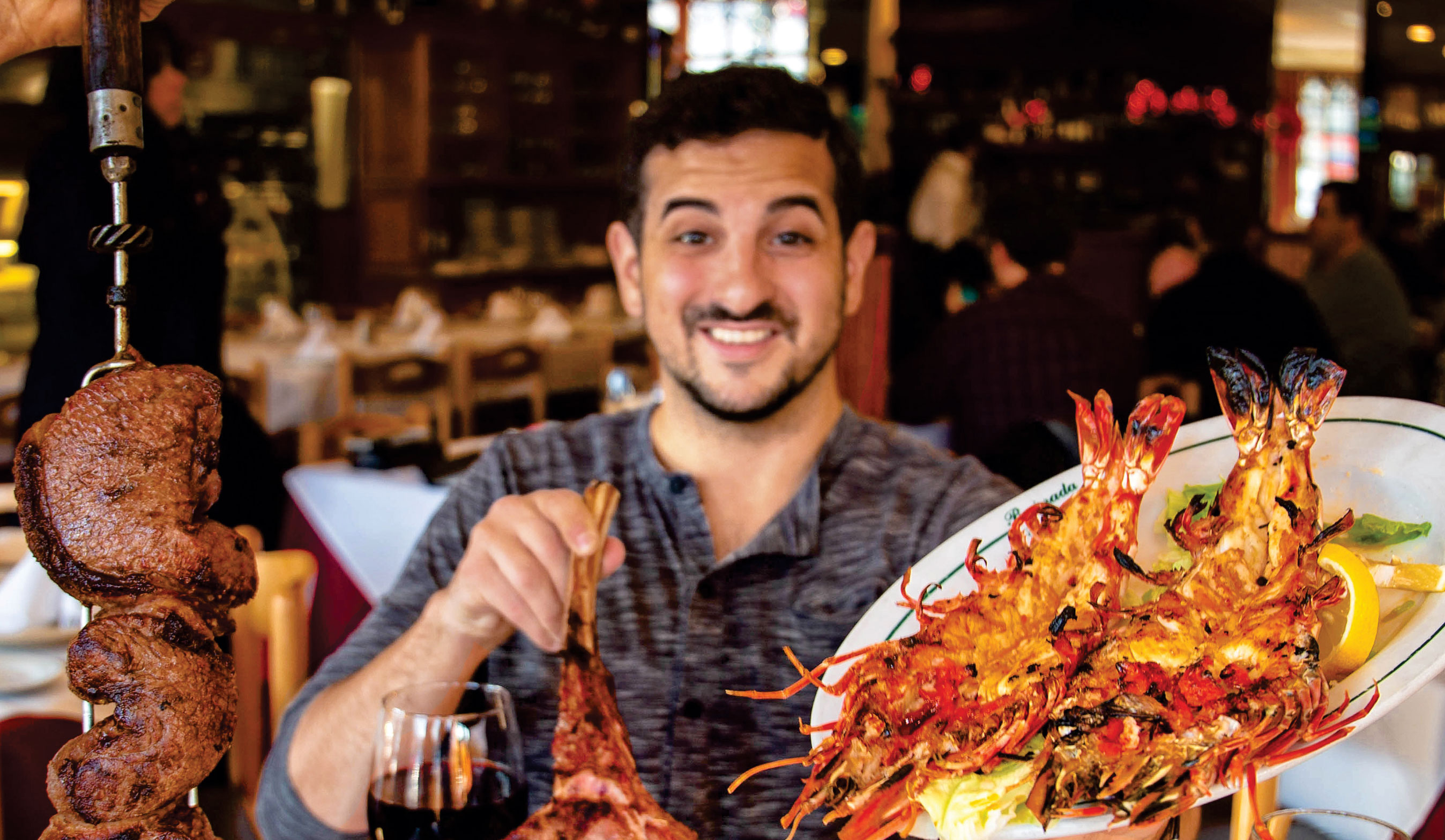 Following His Dreams to Entrepreneurship: Salvatore DiBenedetto '12 is The Grubfather